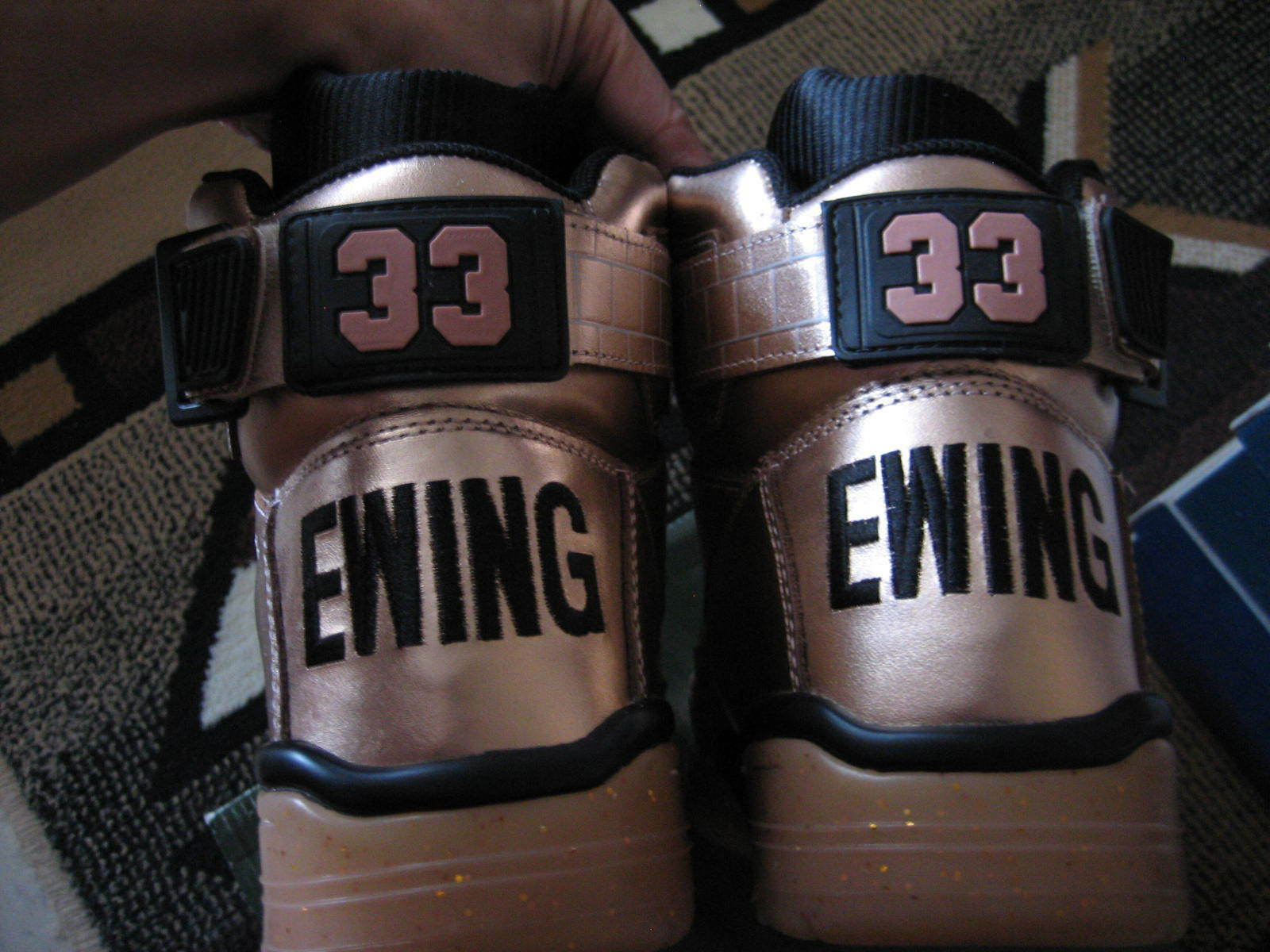 Ewing 33 12 HI - Rose Gold - Taglia US 12 33 dcf335
