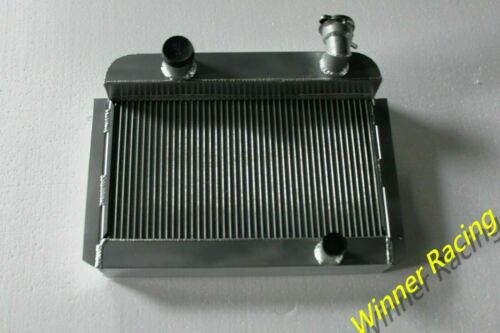 Aluminum Radiator FOR Morgan Dellow Type F 1950S 50S WIth 56mm Core