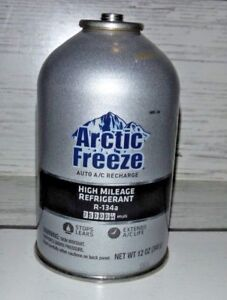 Artic Freeze High Mileage Refrigerant