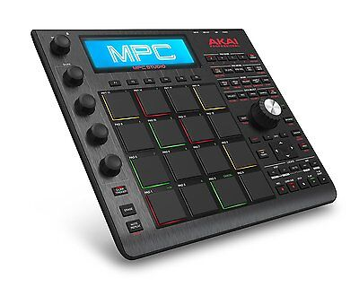 AKAI MPC Studio Black MIDI Interface PAD Controller NEW FREE EMS SHIPPING