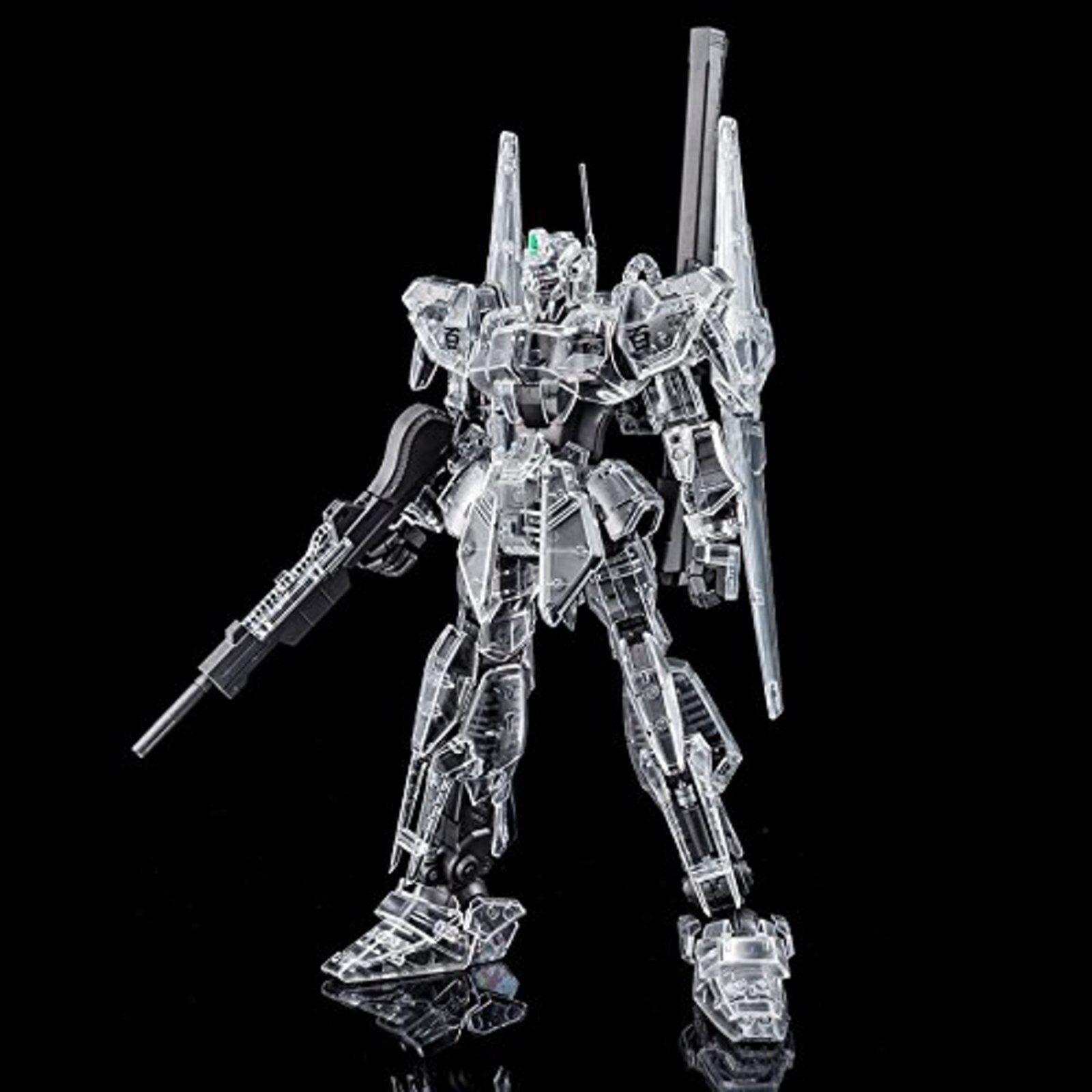 Gunpla Expo 2017 Limitatado MG 1  100 Hyaku -Shiki Ver.2.0 Mec 65533;65533;nico Transparent