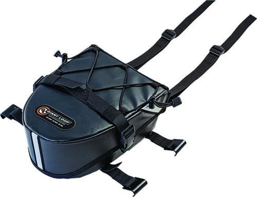 Motorcycle Luggage New Giant Loop Klamath Motorcycle Tail Bag KRP17 Black