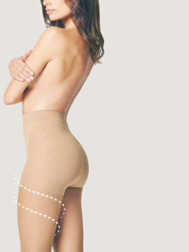 3 Colours FIORE Bodycare Luxury 20 Denier Blood Circulation Support Tights