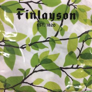 Finlayson paper napkins 24x24cm Kesäkuu 20 counts decoupaging Finland