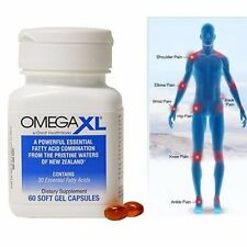What is OmegaXL? Omega XL is a powerful omega-3 joint health supplement formulat