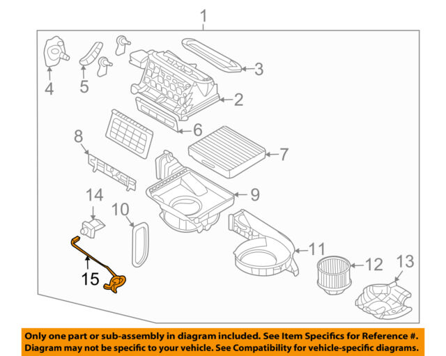 kia sedona wiring harness for blower motor 97176 4d100  4 wire pigtail connector of blower