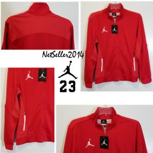 8722ecc2a91 Details about SZ LARGE 🔥🆕 Nike Men's Air Jordan Flight Team Dri-Fit Jacket  696736-657 💰$90