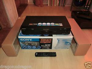 Sony-SLV-SX727-VHS-Videorecorder-NTSC-Playback-in-OVP-2-Jahre-Garantie