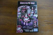 Mega Bloks Monster High Draculaura's Vamptastic Room Building Set (128 pcs)