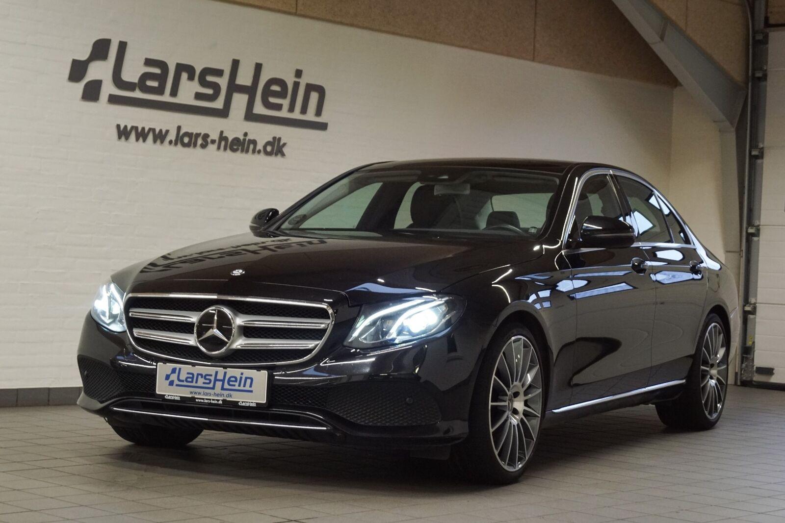 Mercedes E350 d 3,0 Avantgarde aut. 4d - 489.800 kr.