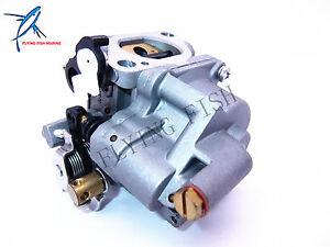 Details about 68T-14301-11 Outboard Motors Carburetor for Yamaha 4-stroke on
