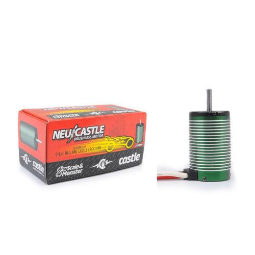 1 8 2200kV Brushless Motor Castle1515 Creations Traxxas E-Revo E-Maxx   rivenditore di fitness