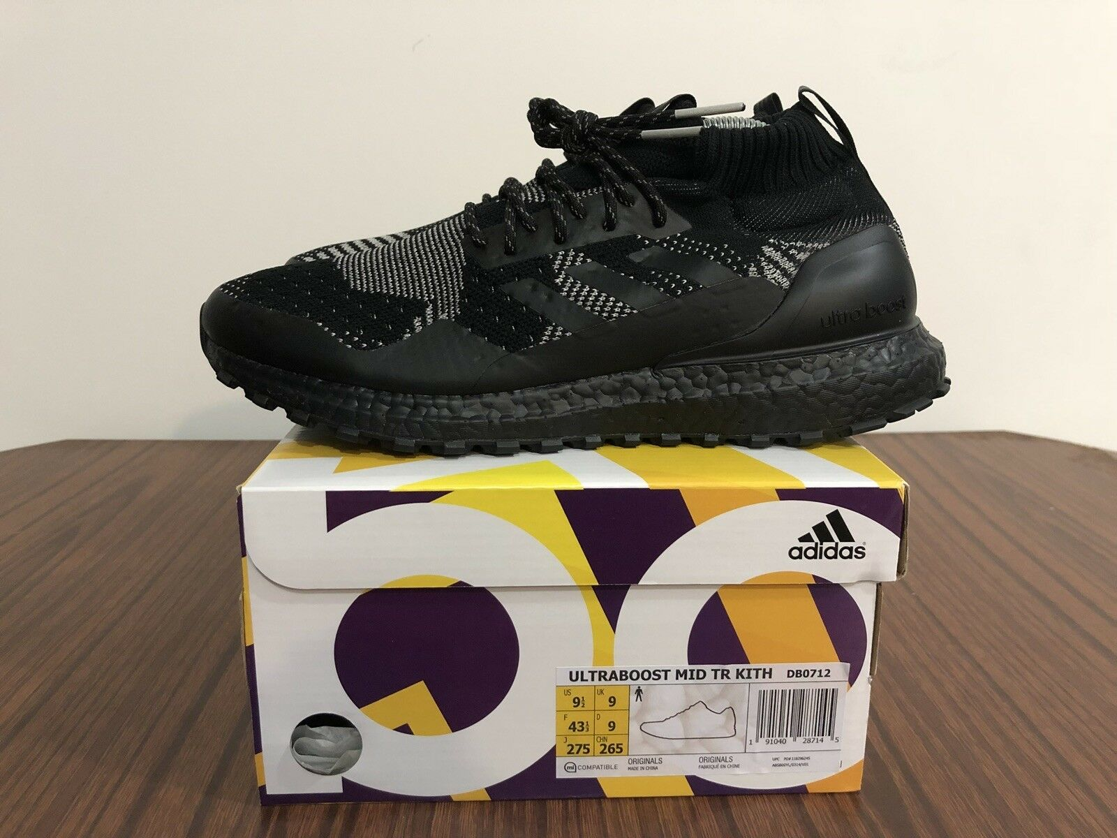NEW Ronnie Fieg Kith x Nonnative x Adidas Ultra Boost Mid