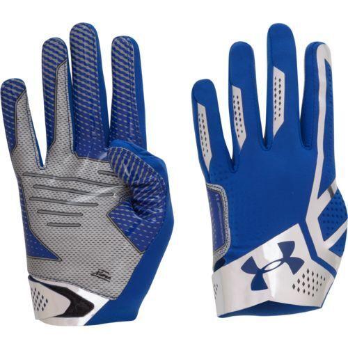 Under Armour Scheinwerfer Fähigkeit Spieler Fußball Handschuhe 1273974-400 XL