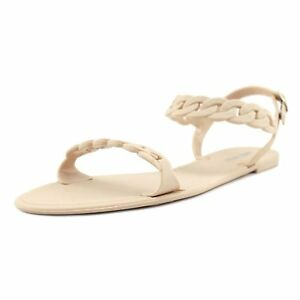 62c53f3d1 Nine West onfleek Womens Flat Sandals nude 10 US   8 UK 740339006617 ...