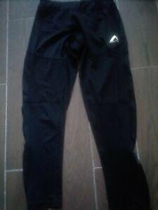 More Mile Junior Courir Leggings Taille 13-14 Ans En Bon état-afficher Le Titre D'origine