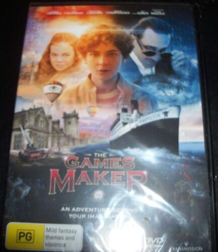 1 of 1 - The Games Maker (Joseph FiennesTom Cavanagh) (Australia Region 4) DVD – New