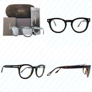 Authentic-Tom-Ford-TF5489-052-48mm-Dark-Havana-FT5489-Eyeglasses