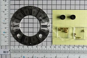 NEW-REPLACEMENT-DIAL-FOR-WARMINK-TABLE-CLOCK-WITH-WIND-HOLES-COMPLETE-FASTNING