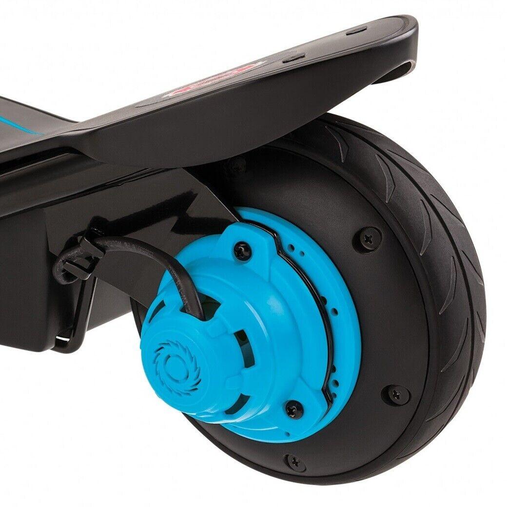 Rasoir Power Core E100 roue arrière avec moyeu-moteur Blau
