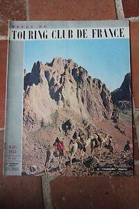Tidjemaïen Touring Sur Le Détails Revue France Club N°627 De 1953 Algerie Du HD29eWEIY