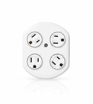 Buy 360 Electrical 36030 Outlet Adapter Rotating 1800 Watts 120