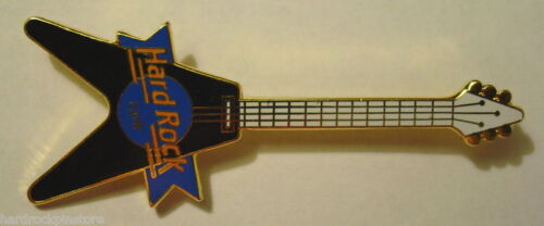 Canada 3rd ANNIVERSARY STAFF Hard Rock Cafe Pin GUITAR