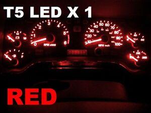 Two-T5-Red-LED-Dashboard-VS-VT-VX-VY-VZ-VU-SS-VE-AU-BA-BF-FG-Dash-Console