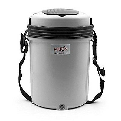 Stainless Steel Tiffin Carrier Container for Kitchen Adjustable Lunch Box Indian