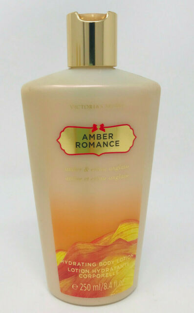 68a9833814d12 Victoria's Secret Amber Romance Hydrating Body Lotion 250 Ml