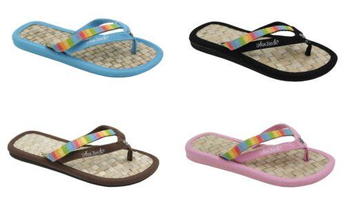 """Girls Urban Beach /""""Sweet/"""" Summer Flip Flops"""