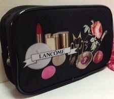 Lancome Signature Cosmetic Bag Black GWP #0901B New
