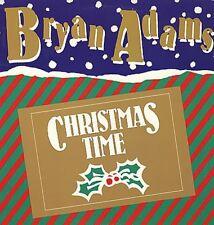 "Bryan Adams Christmas Time - US 12"""