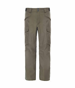 ff8441d19 Details about The North Face Mens GATEKEEPER Ski Boarding Pants Caper Berry  Green like Khaki M