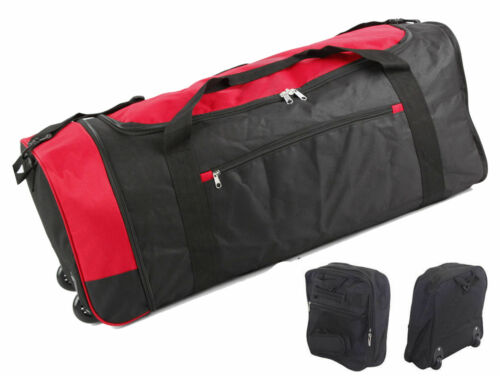Roues Léger Sports Travel Holdall Bagage Cargo week-end Business Sac UK