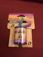 B-1417l Film 35mm Kodak Advantix Film 200 40 Exp Unused Exp Date Unknown