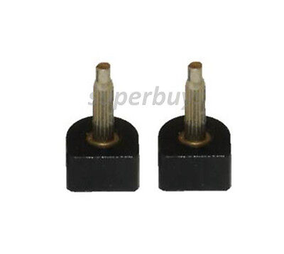 11mm x13mm Black Shoe Stiletto High Heel Sole Repair Cap End Tip Pin Like Rubber