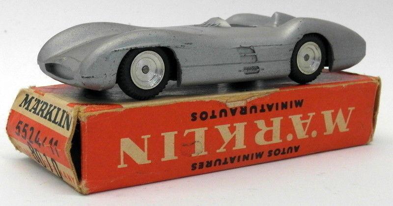 Vintage West Germany Marklin Diecast - 8010 Mercedes Formelrennwagen 5524 11