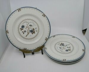 Royal-Doulton-Old-Colony-4-DINNER-PLATES