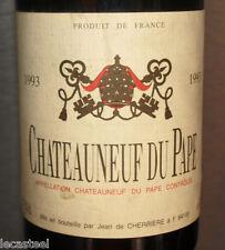 grand vin - chateau neuf du pape - 1993 - jean de cherriere