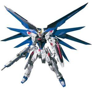 Neuf Métal Construction Gundam Semences Zgmf-x10a Freedom Figurine Articulée