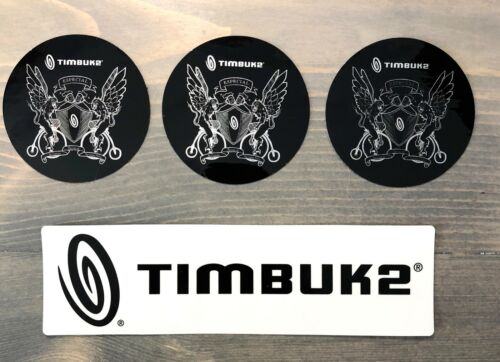 Timbuk2 Sticker Pack Timbuk 2 Decal Hiking Camping Messenger Bag Laptop