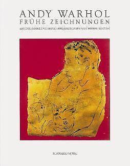 1 von 1 - Andy Warhol Frühe Zeichnungen 9783888148330 Bastian, Heiner -NEU- Ausst. Baden