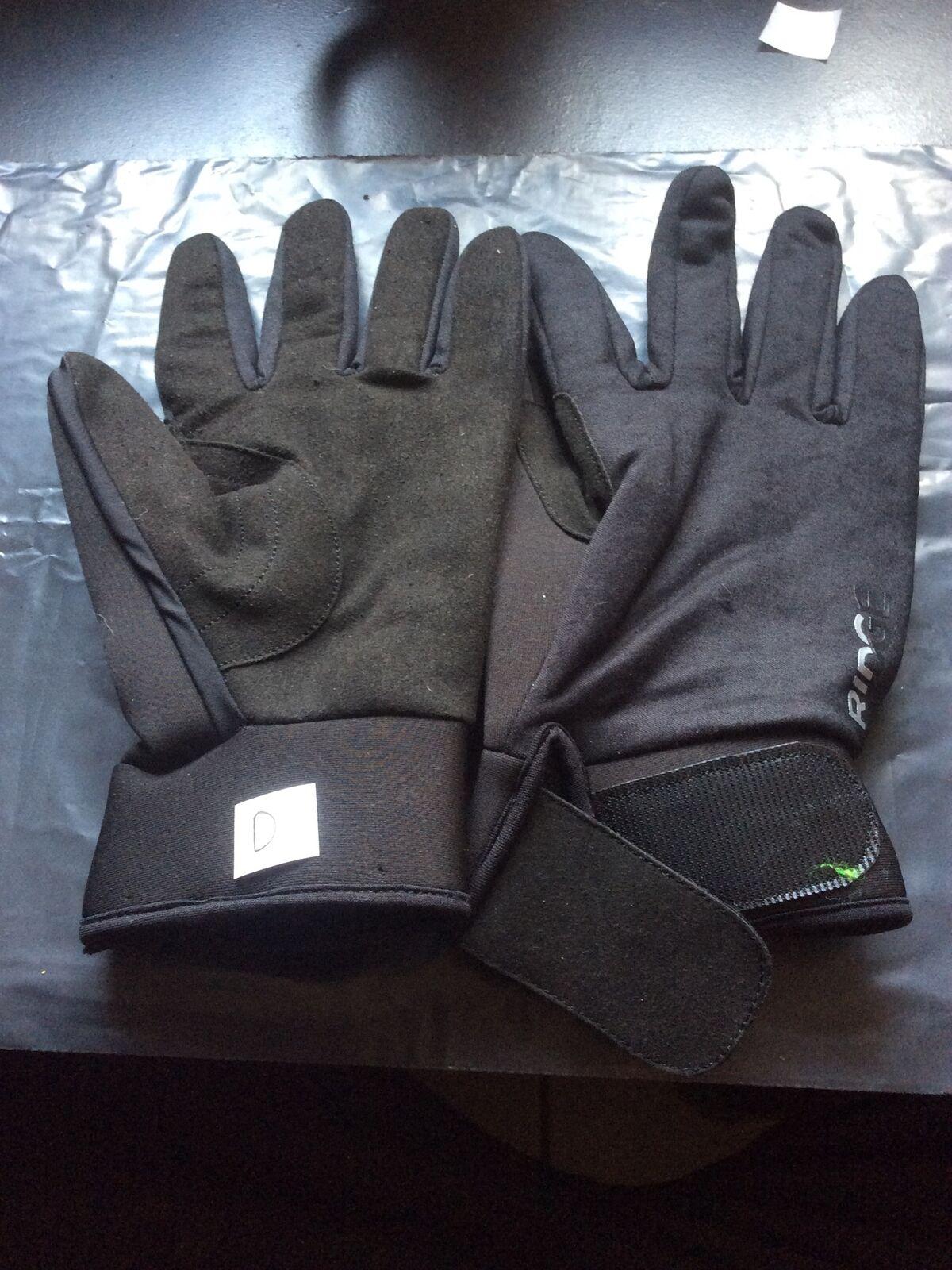 Ridge Mens Large Thinsulate Gloves