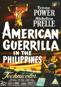 Tyrone-Power-Micheline-Presle-American-Guerrilla-in-the-Phi-UK-IMPORT-DVD-NEW