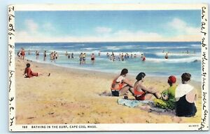 1930s Bathing Swimming Sunbathing Swimsuits Beach Cape Cod
