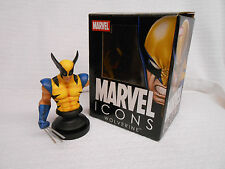 Marvel Icons Wolverine Mini Bust Statue 993/5000 Diamond Select Rudy Garcia