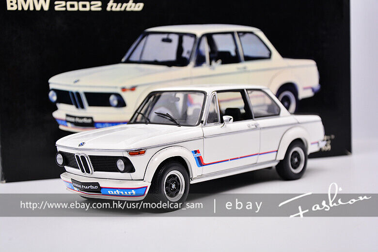 AUTOart 1 18 BMW 2002 TURBO 1973