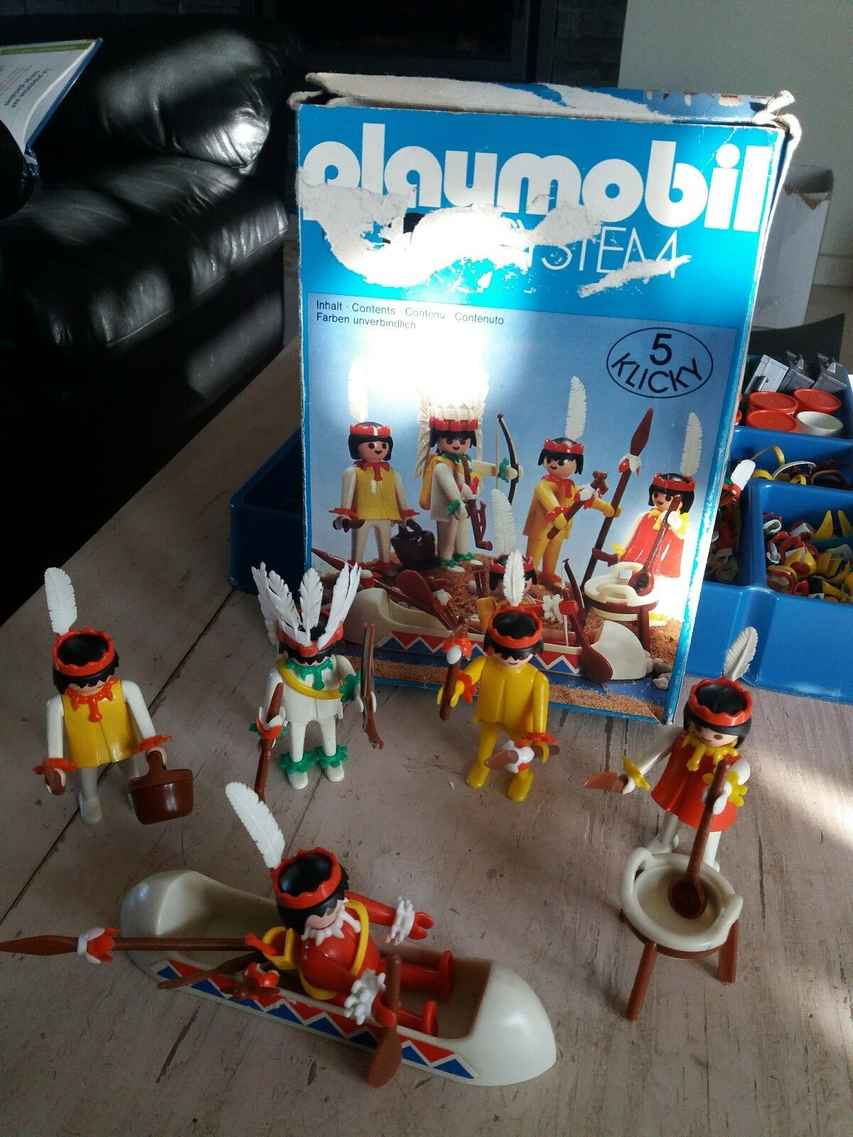 Playmobil 3251   Les Indiens