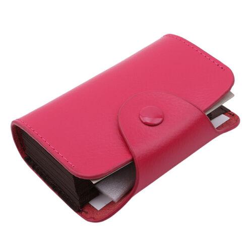 Credit Card Holder Money Clip RFID Credit Card Holder for Men And Women L